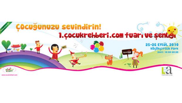 Çocuk Şenliği 25-26 Eylül'de Küçükçiftlik Parkında