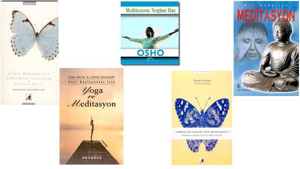 En iyi meditasyon kitapları