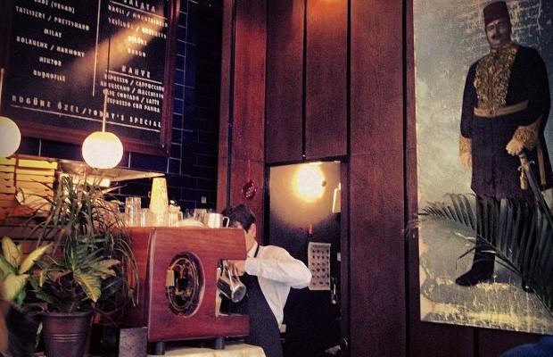 Karaköy'ün pizzacısı: Komodor