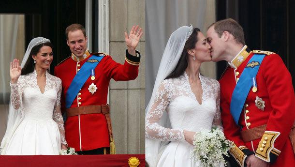 Prenseslikten önce ve sonra Kate Middleton
