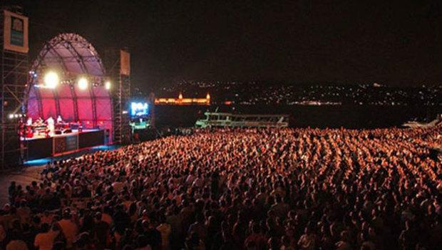 Turkcell Kuruçeşme Arena Konserleri 2011